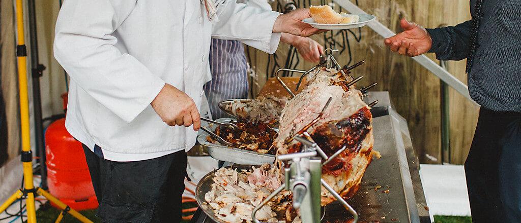 Pig Roast Hire
